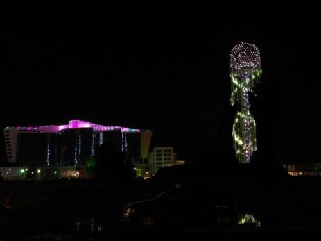 Batumi - at night