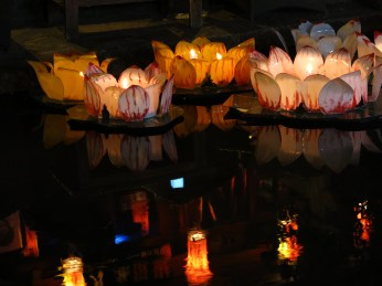 09 - Lijiang at night