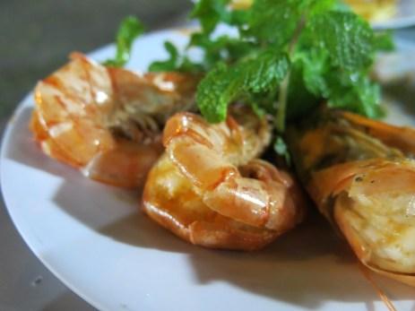 55 - Mui Ne - coconut milk shrimps
