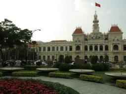 67 - Saigon (Ho Chi Minh city) - french quartier