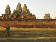34 - Siem Reap - Angkor complex