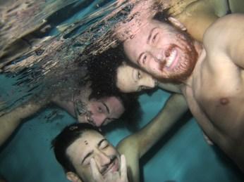 20 - Bangkok - hotel rooftop swimming pool