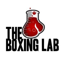 The Boxing Lab Podast Logo