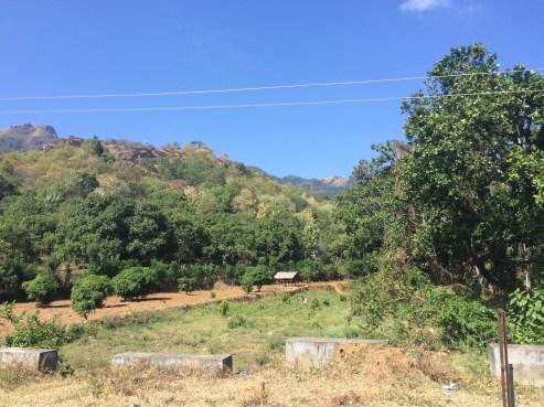 Views between villages