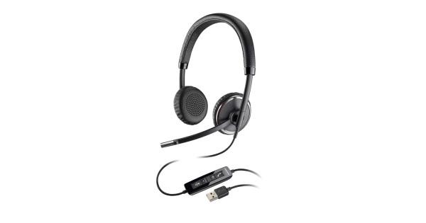 Plantronics Blackwire C520-M USB Stereo Слушалки на