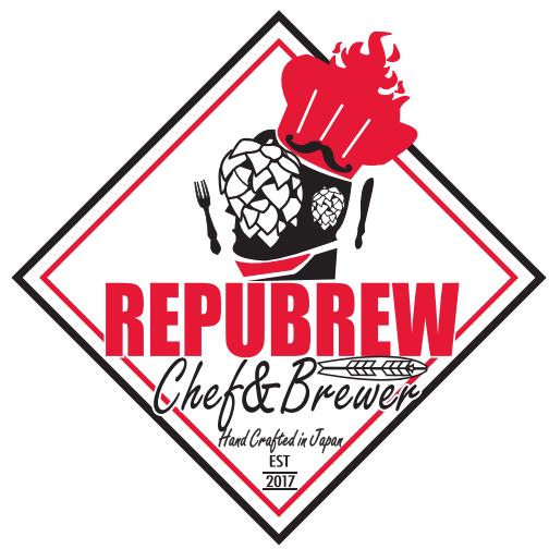 REPABREW ロゴ