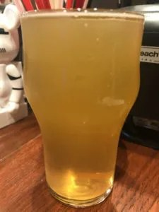 Y.MARKET BREWING(Break Through Session IPA)