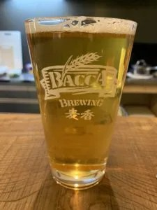 BACCA BREWING(BACCA Lager)
