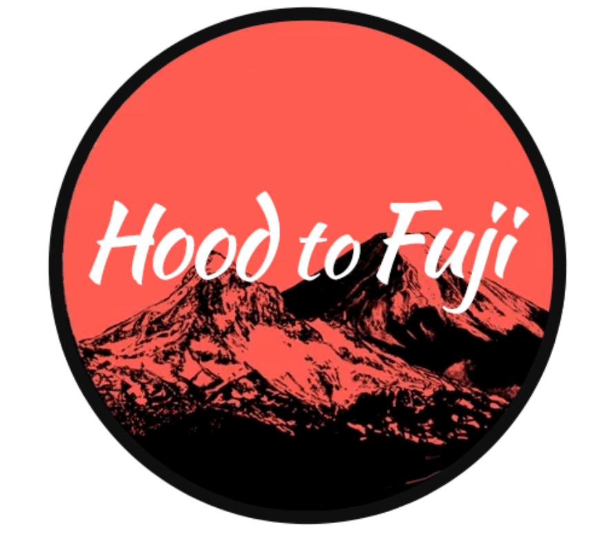 Hood to Fuji(フッド・トュ・フジ)_ロゴ1