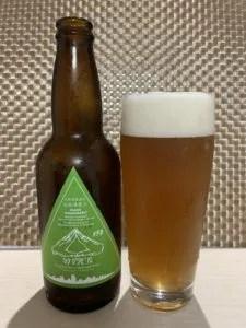 カケガワビール(掛川産 深蒸し茶エール)_ボトルver2.