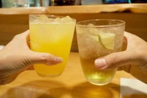 ノンアルコールカクテル ジュース 違い