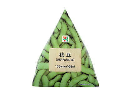 セブンイレブン 枝豆