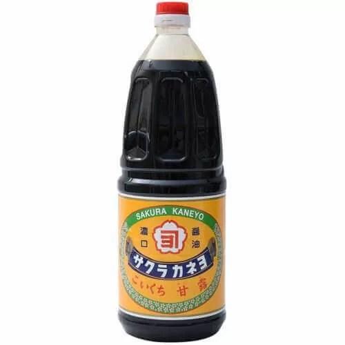 九州 甘口 甘露醤油とは 作り方 使い方