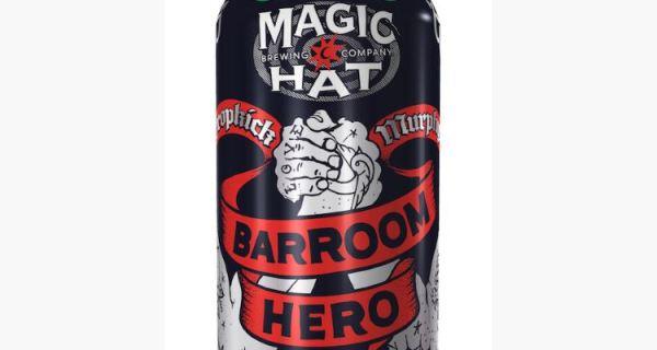 Magic Hat Brewing and Dropkick Murphys collaboration