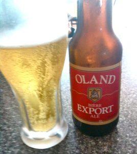 Oland's Ale