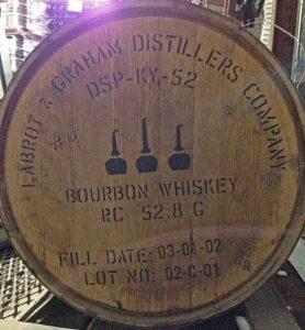 Barrel 19 - A great barrel so far
