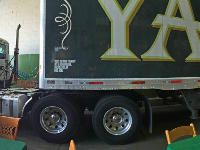 Yards Truck
