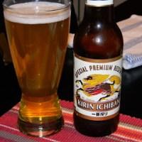 Review of Kirin Ichiban Special Premium Reserve