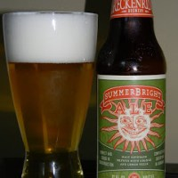 Review of Breckenridge SummerBright Ale