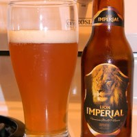 Review of Lion Imperial Pilsner