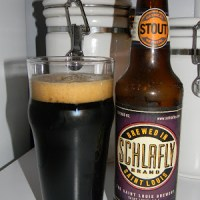 Review of Schlafly Oatmeal Stout