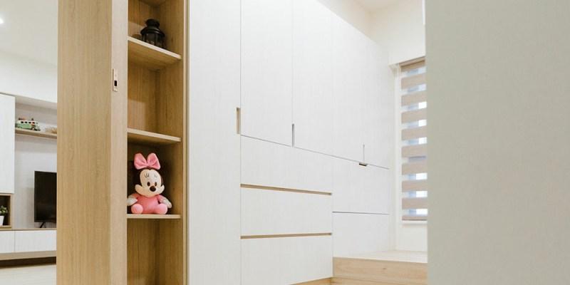 【台南系統家具/室內設計】高森系統家具|67萬家具裝潢燈飾木地板,一次包辦|台南室內設計推薦|臥室系統櫃設計|台南裝潢案例