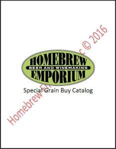 2016 special grain buy