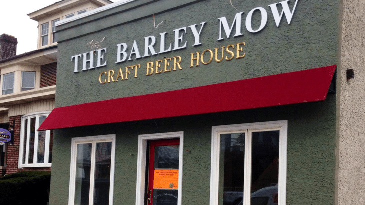 The Barley Mow Craft Beer House Coming Soon