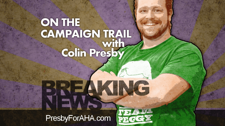 The Presby Campaign: Just In! Voting Begins Today