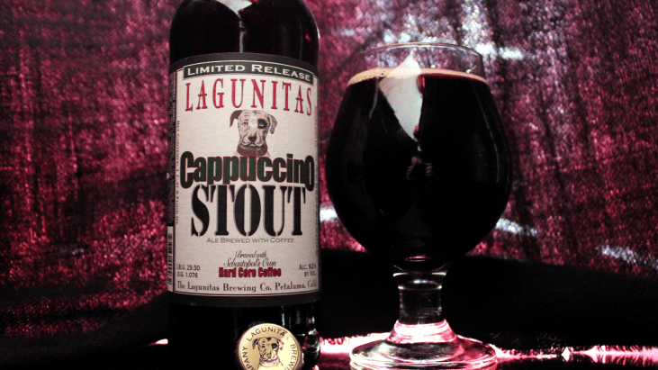 Steph's New Brew Review: Cappuccino Stout