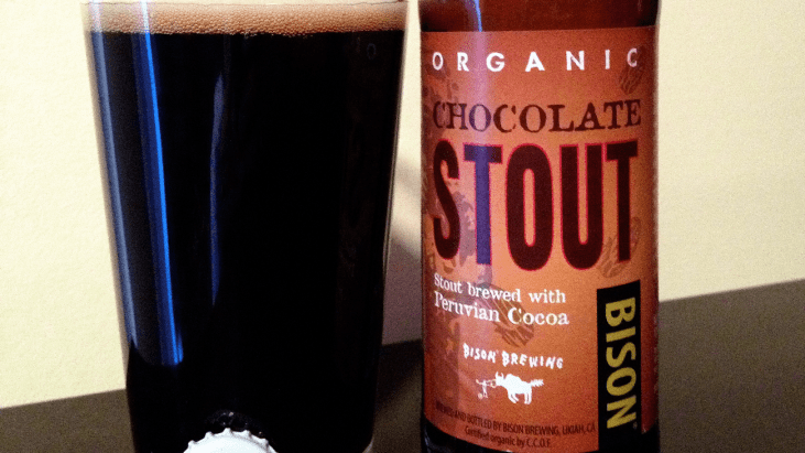 Steph's New Brew Review: Organic Chocolate Stout