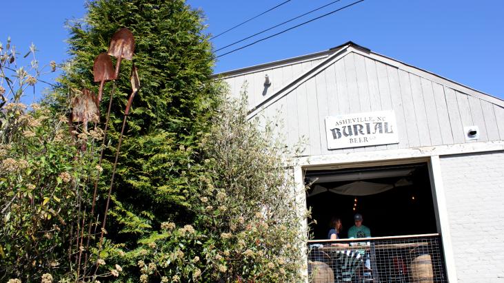 Burial Beer Brews Unique and Creative Quaffs