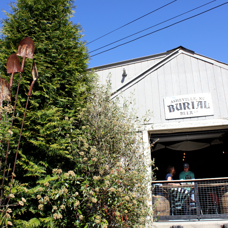 Burial Beer Brews Unique and Creative Quaffs