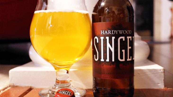 Steph's New Brew Review: Hardywood Park Singel