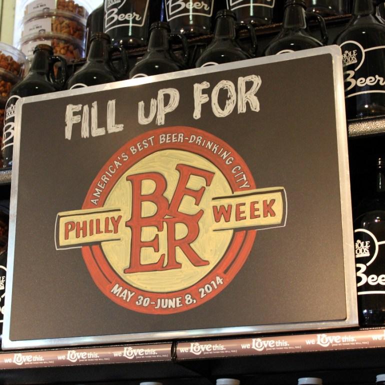 Philly Beer Week in the Burbs