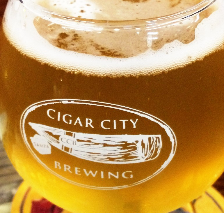 Sample Some Suds at Cigar City