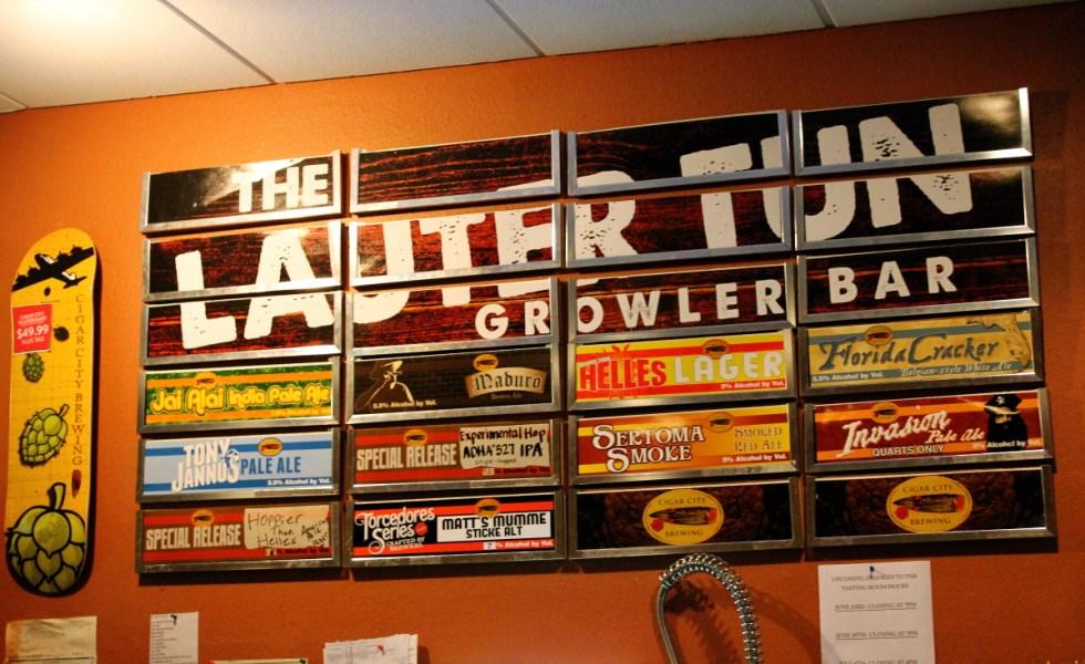Growler-Bar