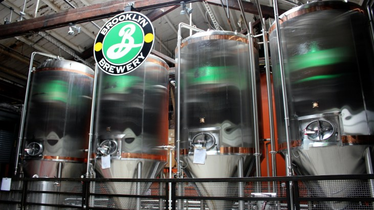 Brooklyn Brewery Brought Beer Back to the Borough