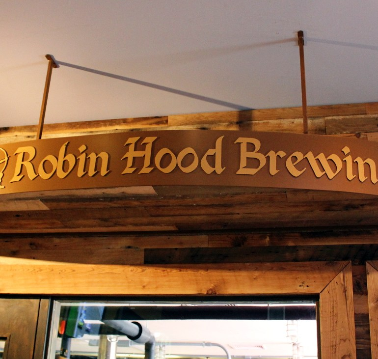 HomeDPizzeria Sprouts Robin Hood Brewing