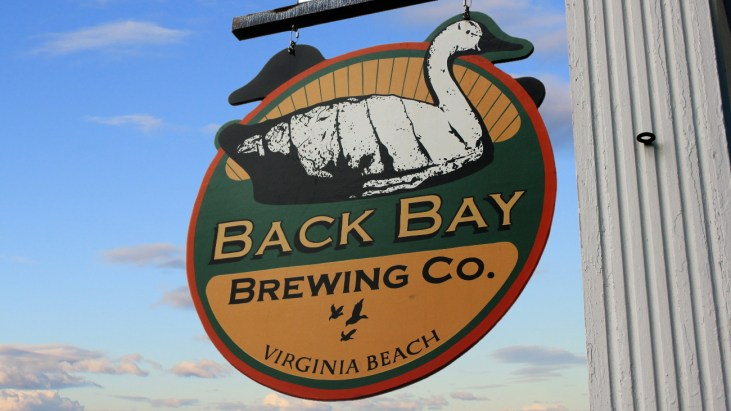From Duck Blind to Brewery, Back Bay Brewing Company
