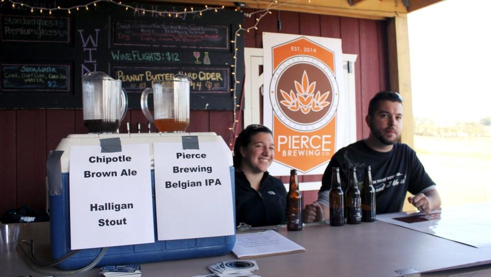 Pierce-Brewing