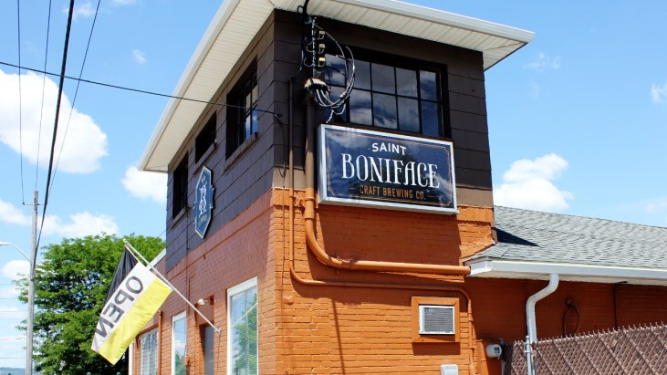 Expansion at St. Boniface Brewing in Ephrata, PA Nearly Complete