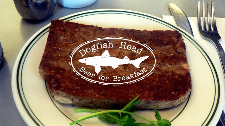 "Dogfish Head to Debut Scrapple ""Beer for Breakfast"""