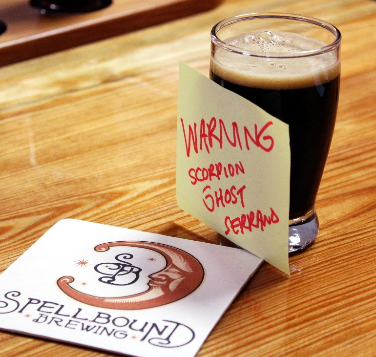 Enchanting Beers at Spellbound Brewing