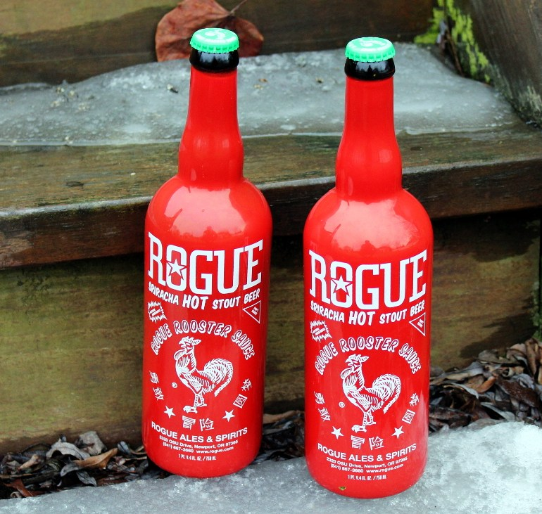 Steph's New Brew Review: Sriracha Stout