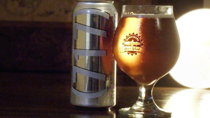 Wayne's New Brew Review: (717) Collaboration Ale