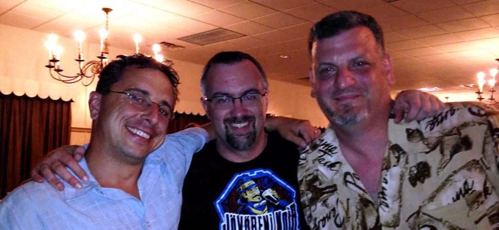 Troy Vogt, Owen Winkler and Ken Delise