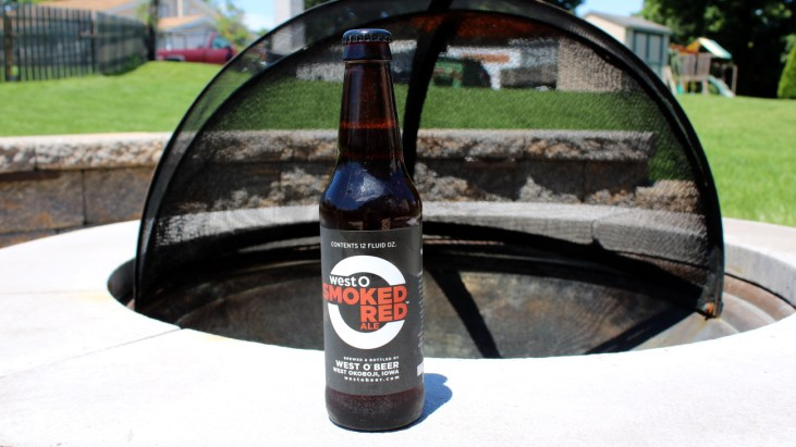 Steph's New Brew Review: Smoked Red Ale