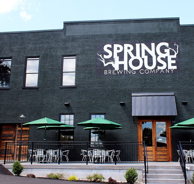 Spring House Debuts New Brewpub