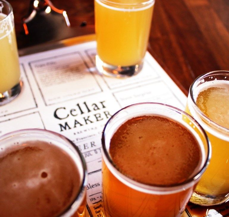 Small Batch Artistry at Cellarmaker Brewing